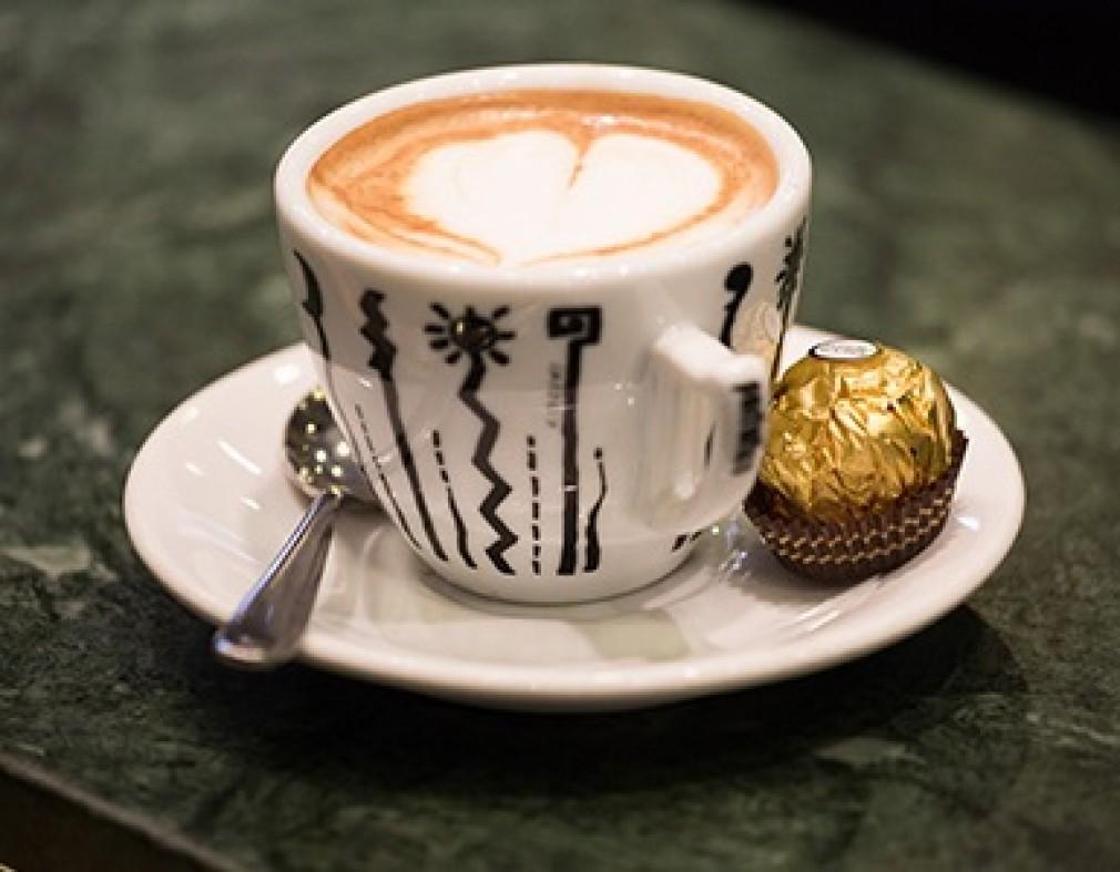 Caffè Portofino Bar In Rome