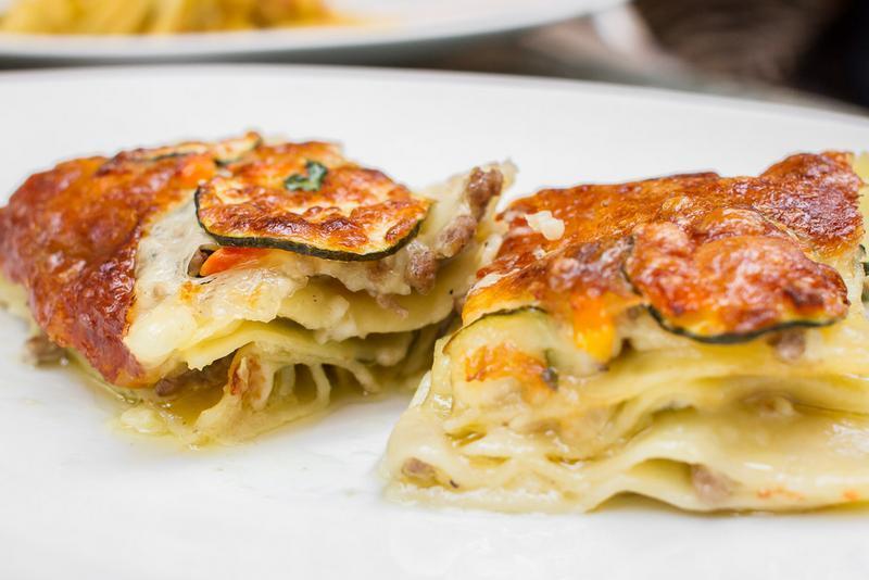 Lasagne di pesce in bianco: leggere e gustose!