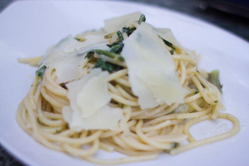 Ricetta tagliolini: provali con spinaci e pecorino!