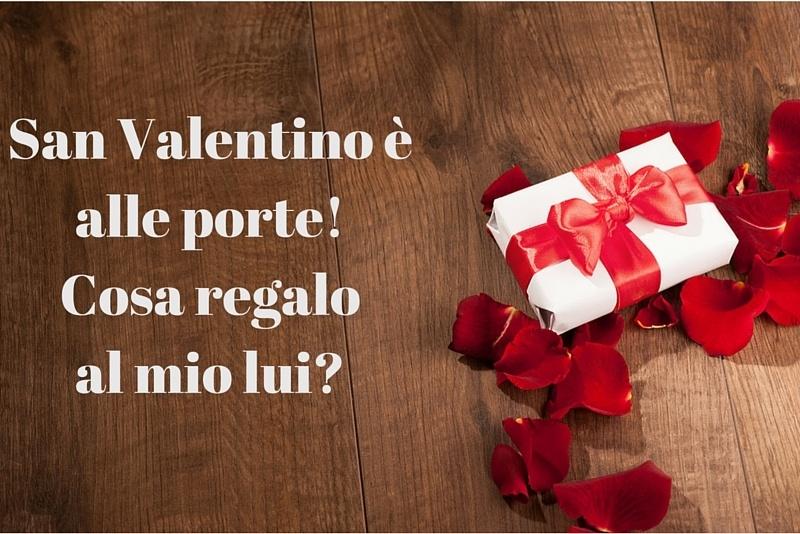 Regalo di san valentino per lui eccolo caff portofino for Pensierini di san valentino