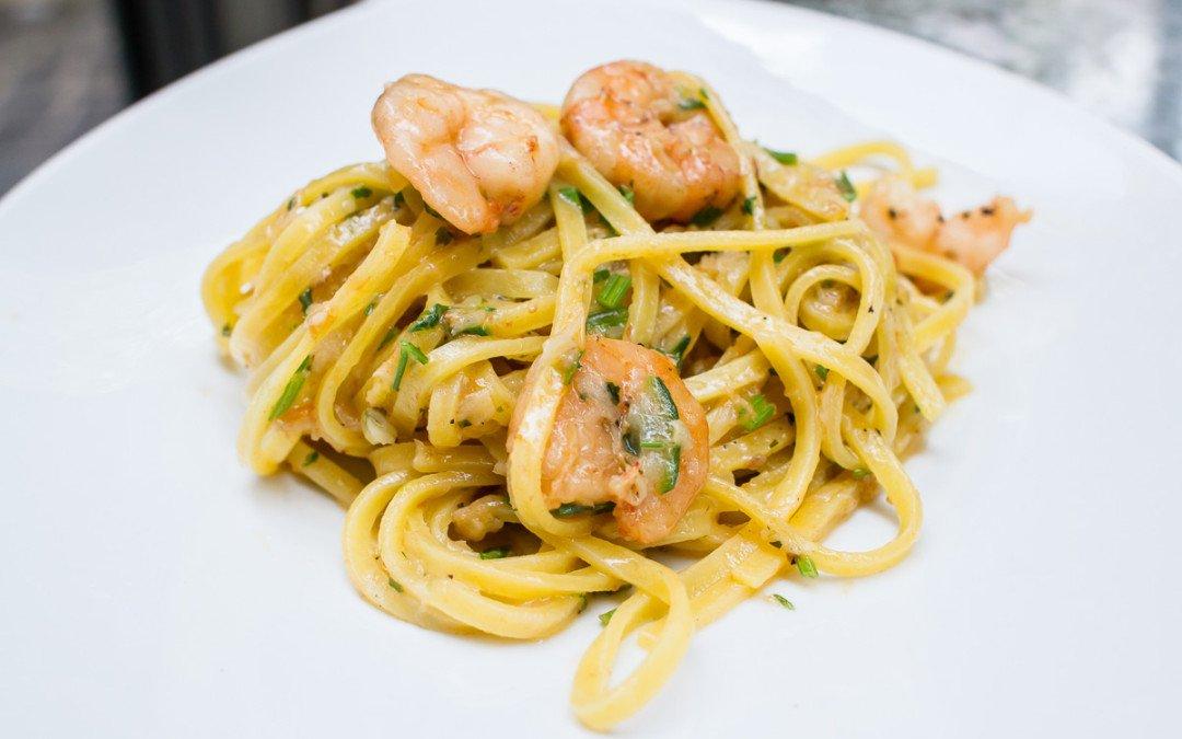 Ricette pasta con halibut