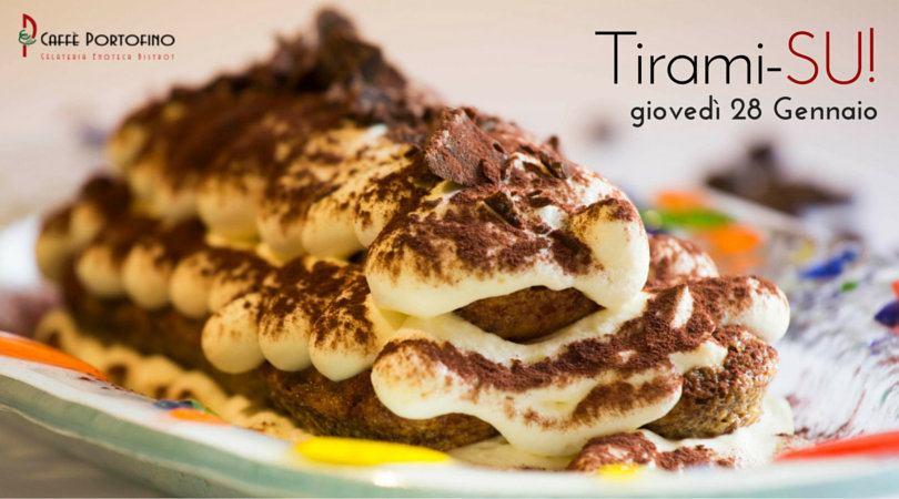 Vieni ad assaggiare il nostro Tiramisù. Ti aspettiamo!