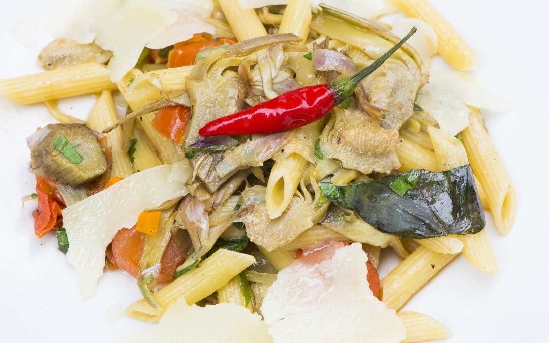Penne ai carciofi: la ricetta perfetta!