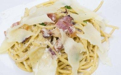 Spaghetti alla carbonara: ecco la ricetta tradizionale.
