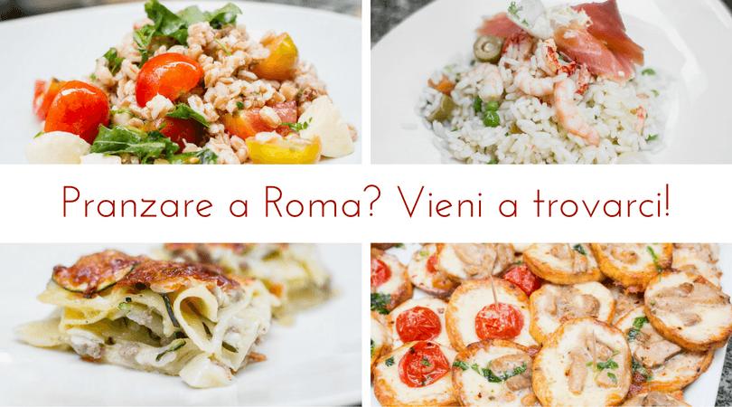 Pranzare a Roma: la cucina fatta in casa nel cuore di Prati!
