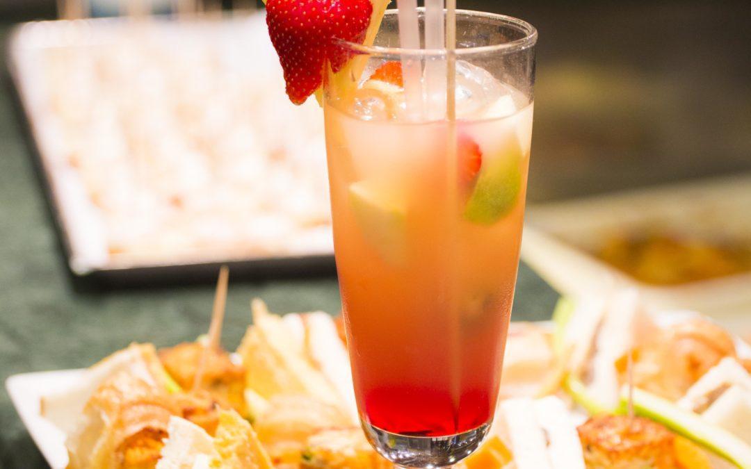 Cocktail Portofino: il cocktail analcolico alla frutta che vi conquisterà!