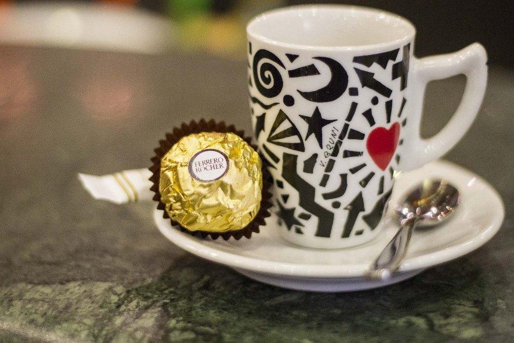Pausa caffè? Da Portofino ogni momento è quello giusto!