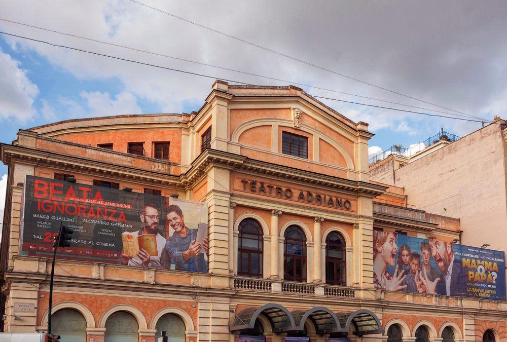 Cinema Adriano a Roma: info utili e un consiglio prima e dopo il film!