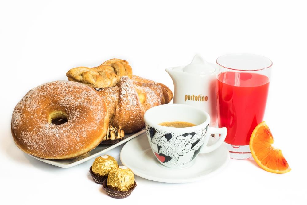 menu colazione