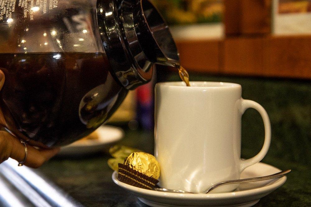 caffè americano curiosita