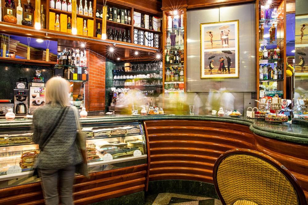caffe americano portofino roma