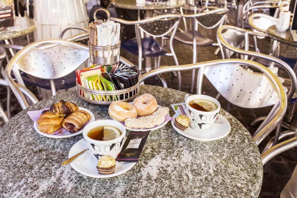 Caffè Portofino: la tisaneria che non ti aspetti, nel cuore di Roma!